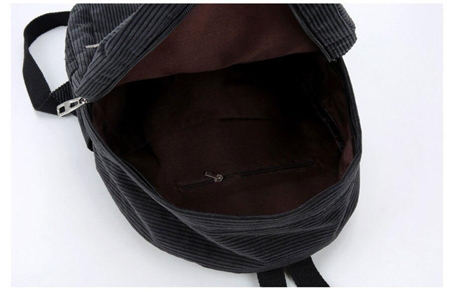 HTB1EkEJaOoaPuJjSsplq6zg7XXaU Women Backpack Youth Small Solid Casual Backpacks Students School Bag Teenage Girls Vintage Laptop Bags Rucksack Mochila
