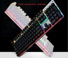 LED Backlit blue/black/red  switch Gaming