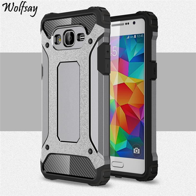 Wolfsay For Cover Case Samsung Galaxy Grand Prime- ի համար - Բջջային հեռախոսի պարագաներ և պահեստամասեր - Լուսանկար 3