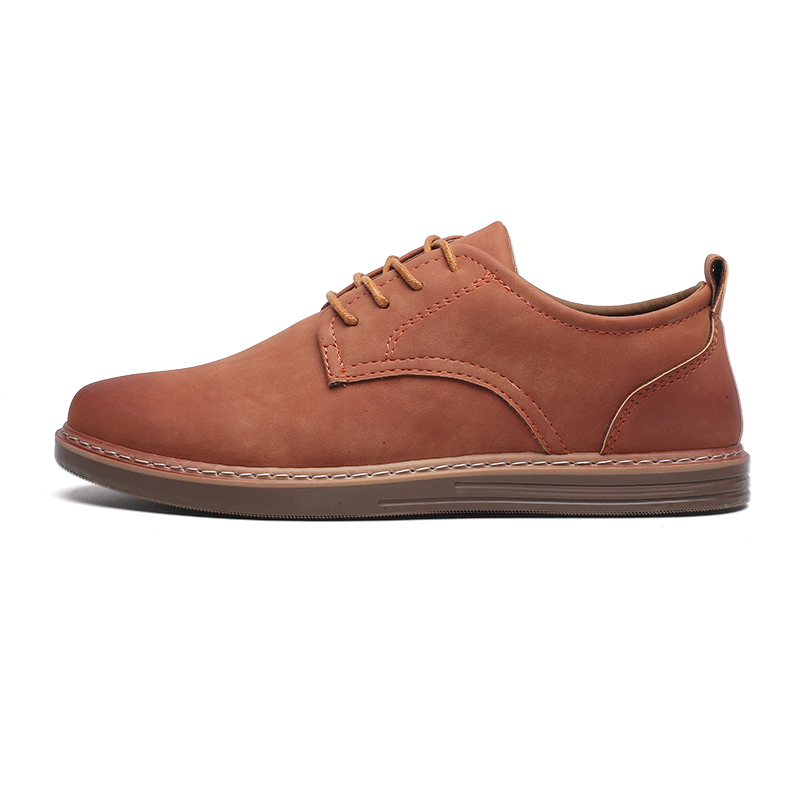 fashion leather casual shoes men comfortable leisure moccasins cheap dress male footwear work elegant boy oxford shoes for m (7)