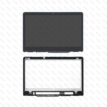 FHD IPS LCD Touch Screen Digitizer Assembly +Bezel For HP Pavilion x360 14-ba006 14-ba191nd 14-ba003LA 14-ba005 14-ba108tx - DISCOUNT ITEM  3% OFF All Category