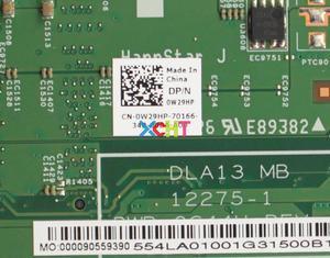 Image 4 - Для Dell Latitude 3330 Vostro 131 V131 W29HP 0W29HP CN 0W29HP 1007U материнская плата с процессором для ноутбука Материнская плата протестирована и работает идеально