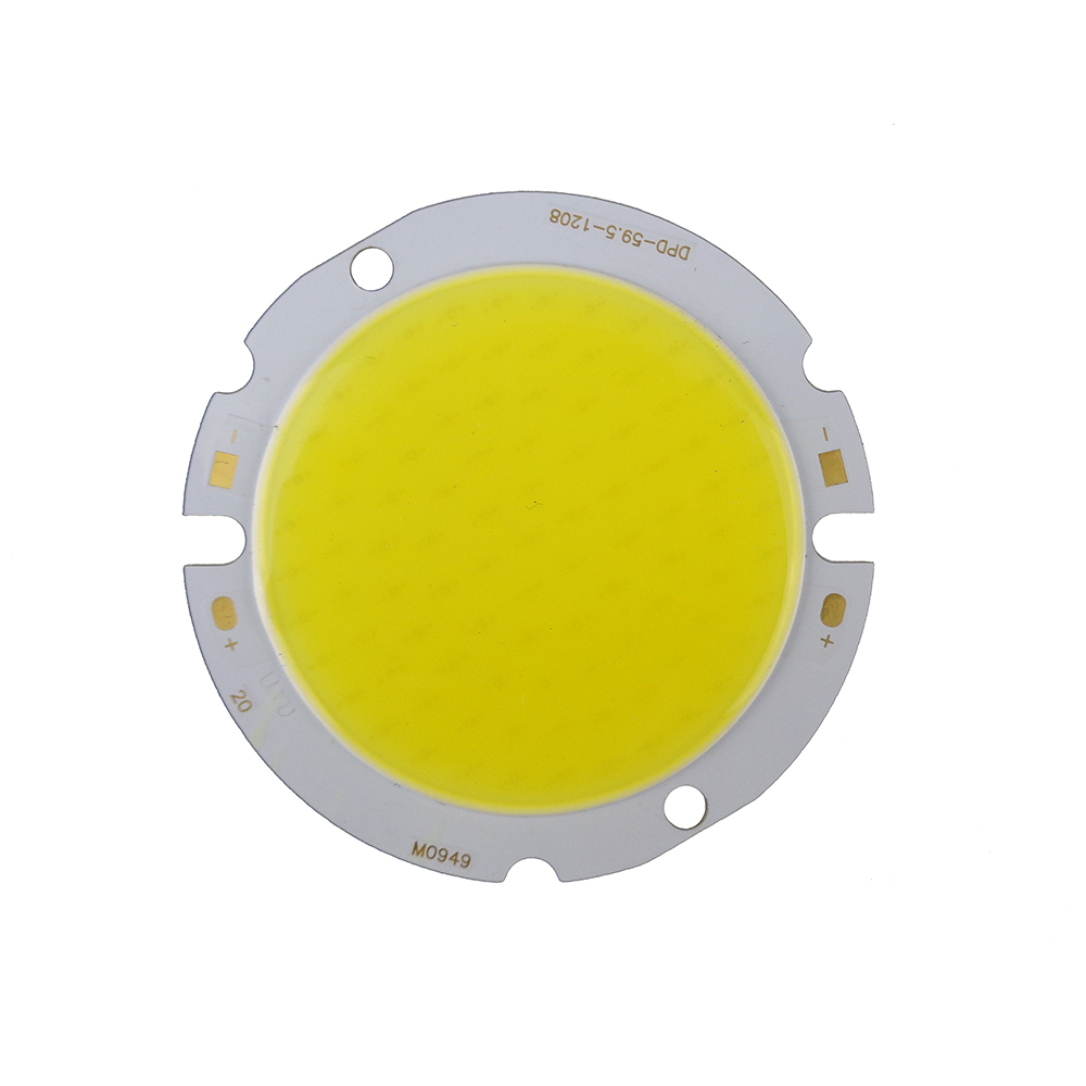 Lâmpadas Led e Tubos alta potência da lâmpada lâmpada Comprimento : 59.5mm