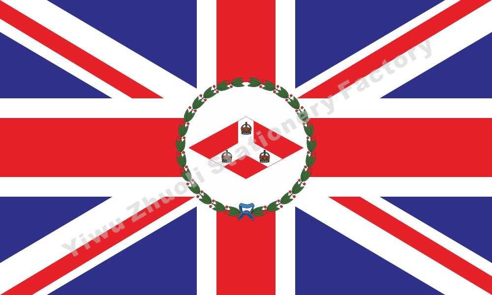 Bandera de 150X90 cm (3X5 pies) 120g 100D poliéster doble cosido Bandera de alta calidad envío gratis