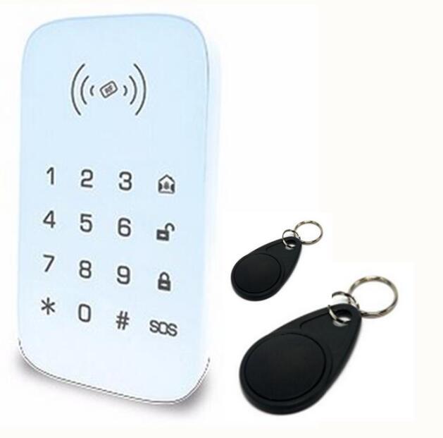 Security Wireless Rfid Keypad Security Proximity Door Entry Access