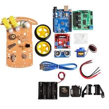 New Avoidance tracking Motor Smart Robot Car Chassis Kit Spe