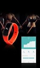 Новый Bluetooth Smart Браслет C1 запястье с сердечного ритма крови Давление IP67 Водонепроницаемый Здоровье сна монитор для Androind IOS