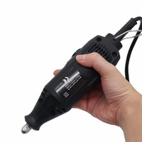 JLI 125W Dremel Rotary Tools Mini Grinder Machine Electric Engraver Electric Drill DIY Dirlls Variable Speed
