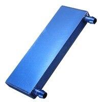 122x41x12mm Aluminium Water Cooling Block Heatsink Block Liquid Cooler For CPU GPU Laser Head Industrial Control