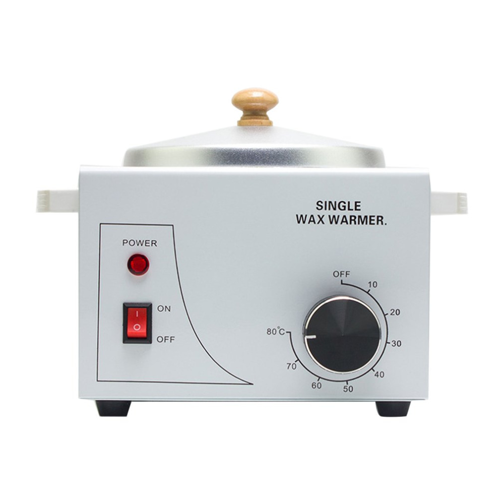 Professional Single Wax Warmer Heater SPA Hand Epilator Foot Paraffin Wax Machine Depilatory Hair Removal Tool Beauty Care classic design and comfortable professional foot spa machine