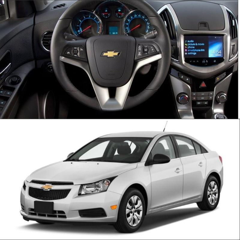 Liislee para Chevrolet Cruze 2008 ~ 2016 coche estéreo Radios ABS ...