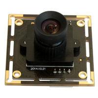 ELP 5mp Aptina MI5100 MJPEG 30fps at 1080P 8mm lens industrial high speed camera Android
