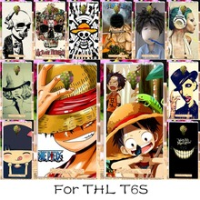 Naruto TPU Silicone Phone Case For THL