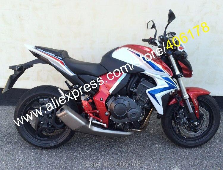 Offres spéciales, pour Honda CB1000R 08 09 10 11 12 13 14 15 CB 1000 R 2008-2015 CB1000 R Kit carrosserie Moto carénage multicolore