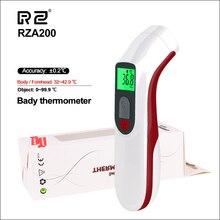 RZ Детский термометр для тела электронный лоб светодиодный цифровой термометр для температуры медицинский инфракрасный Детский термометр