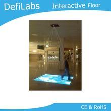 DefiLabs Интерактивная проекция пола рождественские Интерактивные эффекты