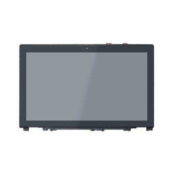 "New For Lenovo IdeaPad U530 59402351 15.6"" FHD Lcd Touch Screen Glass Digitizer Assembly With Frame"