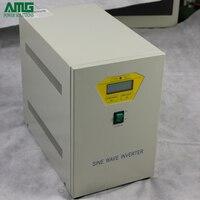 3000 Вт Инвертор 220VDC до 110 В/120 В/220 В/230VAC промышленной частоты чистая синусоида мощность инвертор/AC DC преобразователь для дома