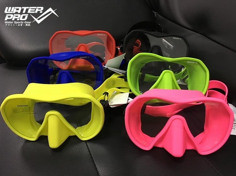 купить  Beuchat Maxlux S Diving Mask fro Scuba Snorkeling Diving Mask  недорого