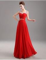 Bez ramiączek sweetheart royal blue żółty czerwony przyjęcia balu suknia długa suknia maxi plus size 2016 new arrival elegancki kryształ