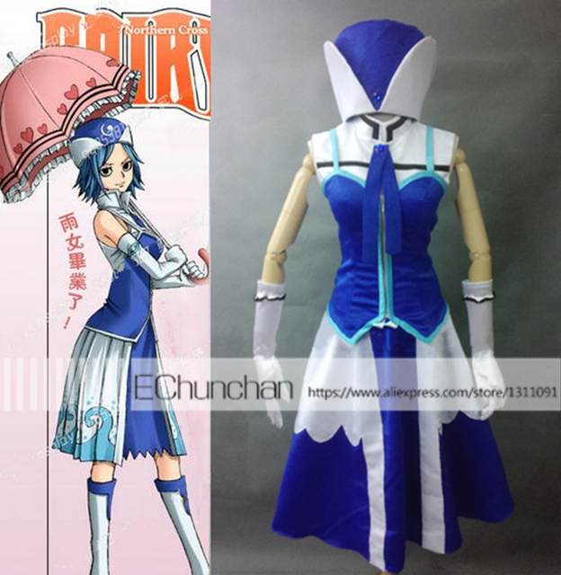 Cosplay Fairy Tail Juvia