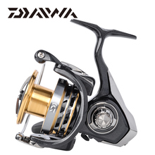 DAIWA EXCELER LT Spinning Fishing Reel 1000/2000/3000/4000/5000/6000 5.3:1 carretilha de pesca max drag 12kg reel fishing wheel