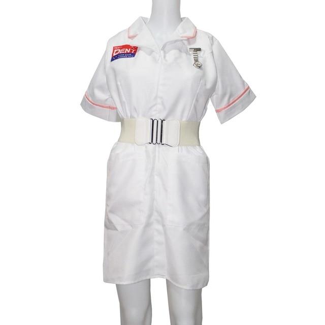 2e4916c520f53 Batman Dark Knight Joker Nurse Dress Uniform Halloween Nurses Outfit  Costumes Custom Made