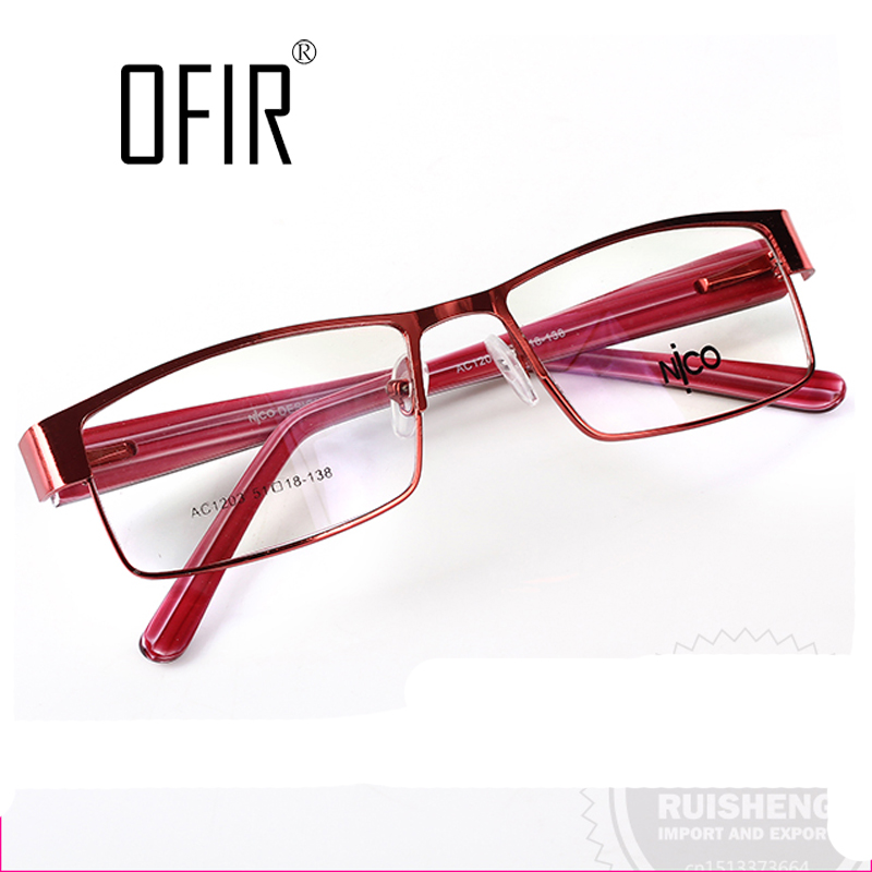 optical eyeglasses frames fashion women designers eyewear frame unisex clear lens glasses brand computer glasses frame