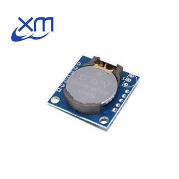 50 ピース/ロット I2C RTC DS1307 AT24C32 リアルタイムクロックモジュール Avr ARM PIC 小型 I2C モジュールメモリ DS1307 時計 (バッテリー) c53 - DISCOUNT ITEM  18% OFF 電子部品 & 用品