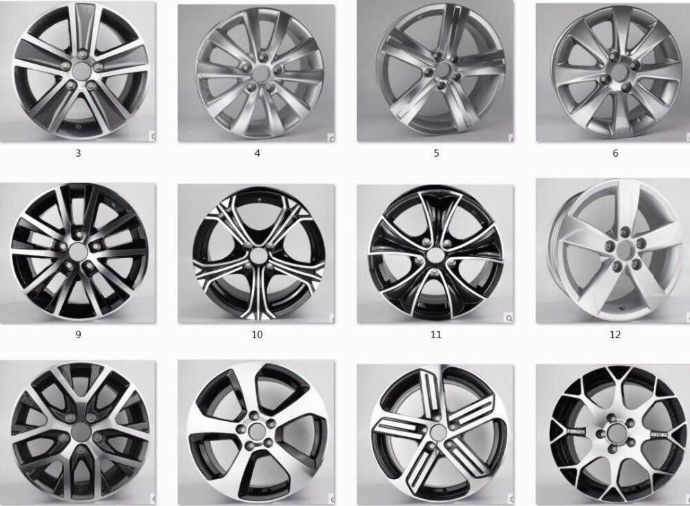 Us 4113 14 Inch Aluminium Alloy Car Wheel Rim For Vw Passat Cc Bora Jetta Polo Skoda In Tire Accessories From Automobiles Motorcycles On