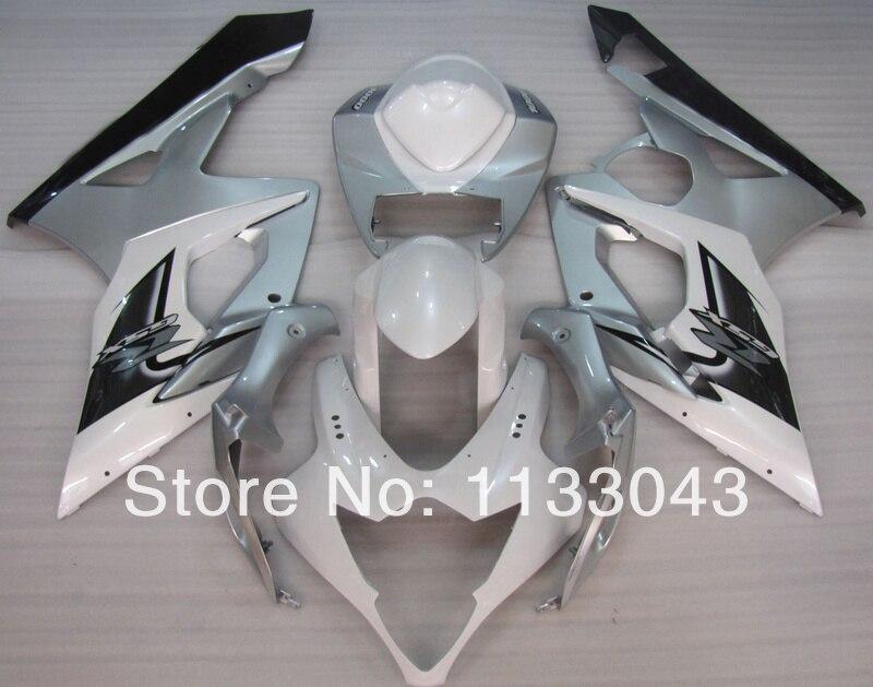 ᗚ7 Kit de carenado para GSX-R1000 Suzuki GSX R1000 gsxr 1000 K5 05 ...