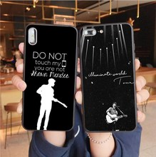 Soft TPU Back Cover Phone Case For Coque iPhone XS 5 5S SE 7 8 MAX 6 6S Plus X XR Canadian Pop singer Shawn Mendes