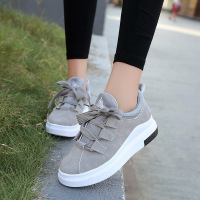 2019 ladies shoes platform shoes sneakers women spring summer shoes for women sneaker flats lace up breathable casual