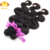 Pré Arrancadas 360 Brasileira Onda Do Corpo Do Laço Frontal com Pacote 360 Frontal com 2 Feixes, 8A Brasileiro Virgem com Cabelo Do Bebê cabelo