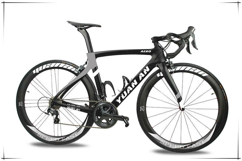 c carbon bike main using carbon with outside imitation leather comfortalbe carbon