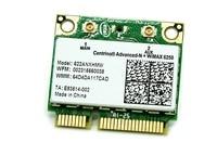 SSEA חדש לאינטל Advanced-n + WiMAX 6250 622 622ANXHMW 802.11a/b/g/n half Mini PCI-E 300 Mbps עבור DELL Asus Toshiba ACER