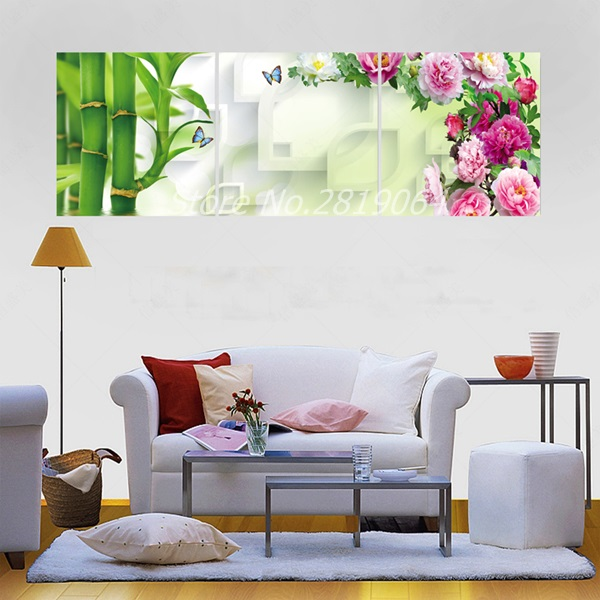 Peony Wall Art compare prices on peony wall art- online shopping/buy low price