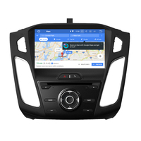 For Ford for Focus 2015 2016 2017 Android 8.0 1024*600 Touch Screen Vehicle Car DVD Radio Tape Recorder GPS Bluetooth Airplay