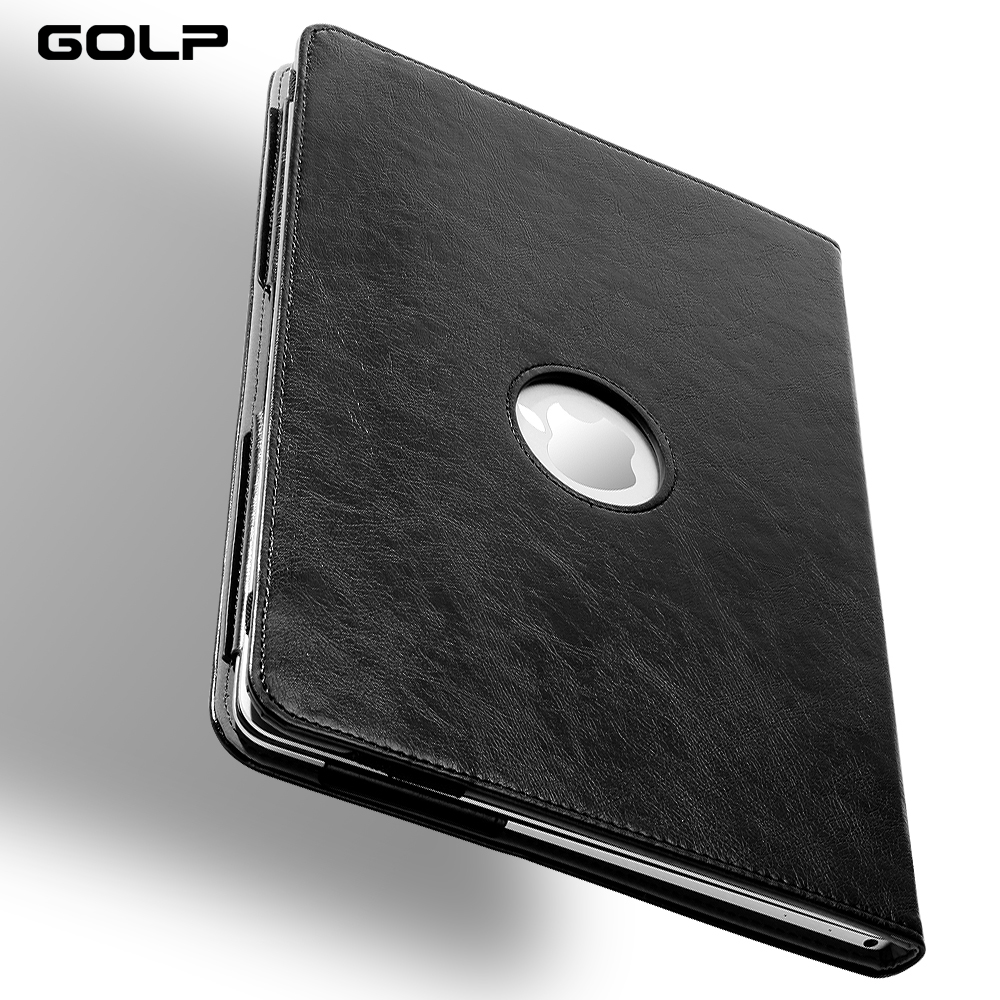 for macbook air 13 case, PU Leather Laptop Case for Macbook air 13 inch , GOLP Hard Shell Cover for Macbook 13