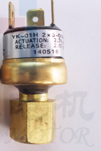 YK series pressure switch controller YK-01H 2.76/2.07