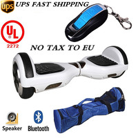 White hoverboard bluetooth self balancing electric scooter,free key & bag canada