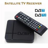 MINI HD DVB-T2 K2 STB MPEG4 DVB T2 Terrestre Ricevitore TV Digitale Supporto USB/HDMI Mini Set Top Box per la RUSSIA/Europa/Columbia