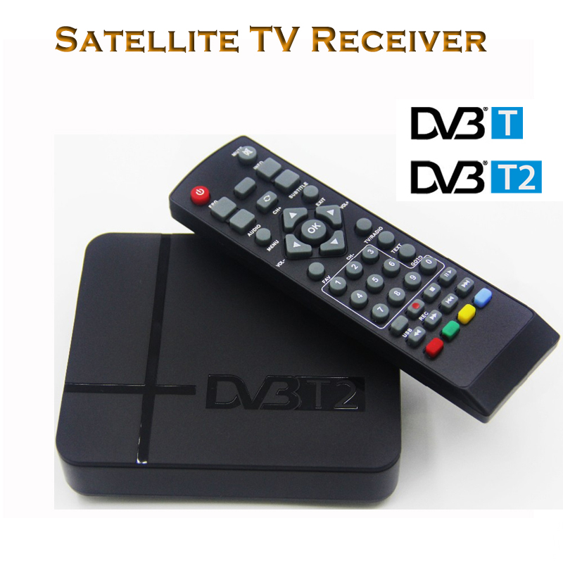 MINI HD DVB-T2 K2 STB MPEG4 DVB T2 Digital TV Terrestrial Receiver Support USB/HDMI Mini Set Top Box For RUSSIA/Europe/Columbia