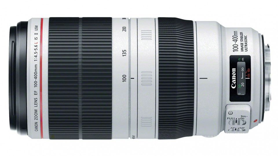 New Canon EF 100 400mm f/4.5 5.6L IS II USM Telephoto Zoom Lens For 5D IV 1Dx 77D 800D 80D 6D II