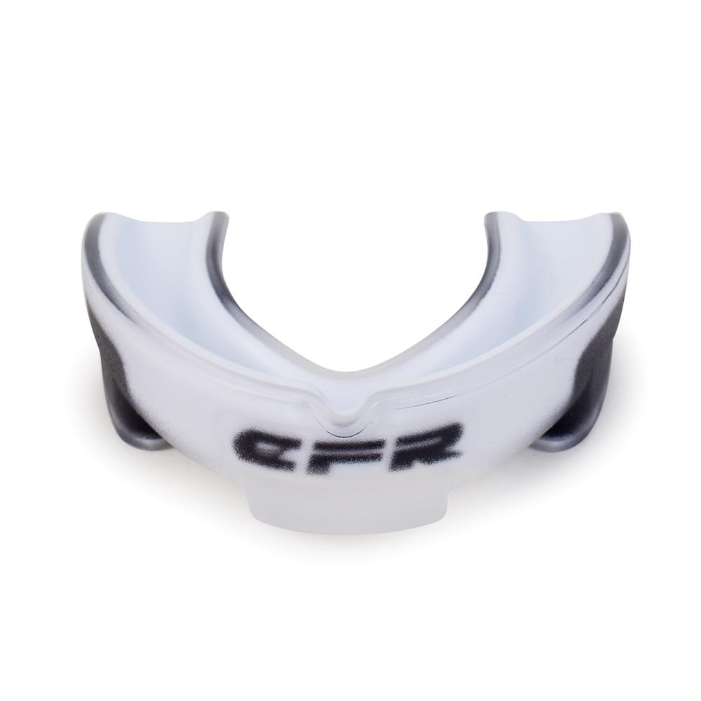 CFR 1pc Boxing Mouth Guard Silicone Mouthguard Gum Shield Football Basketball Martial Taekwondo Sport Safety Teeth Protector