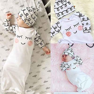 a71c85408 Detail Feedback Questions about Baby Cute Sleepwear Sleepy Eyes Rosy ...