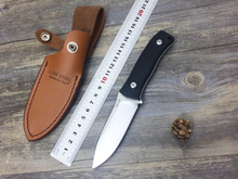 Newest Lionsteel M4 Tactical Camping Fixed Knife D2 Blade Survival Hunting  Knife EDC Outdoor Tools