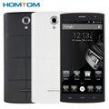 Original homtom mtk6580 ht7 teléfono celular 1 gb ram 8 gb rom Quad Core de 5.5 pulgadas de 8MP 2600 mAh 1280x720 HD Android 5.1 Smartphone