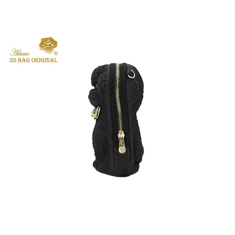 Unisex Öl Wachs Echtem Leder Umhängetasche trend Handtasche Vintage berühmte marke Messenger Schulter reisetaschen Leder Tasche - 4