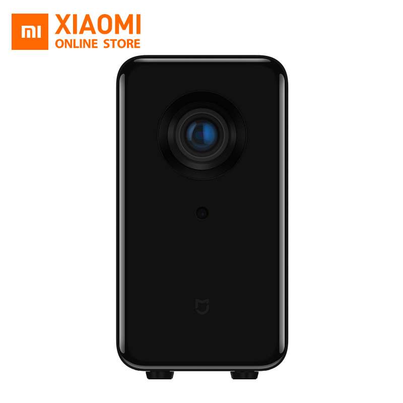 Eerzuchtig Originele Xiaomi Mijia Dlp Projector Tv Android Amlogic T968 Quad Core 800 Ansi 2 Gb 6 Gb Bluetooth Home Theater Ondersteuning Dolby Dts 2019 Official